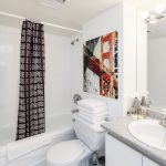 Canada Suites on Bay - 2 Bedroom 2 Bathroom Presidential Suite - Second Bathroom