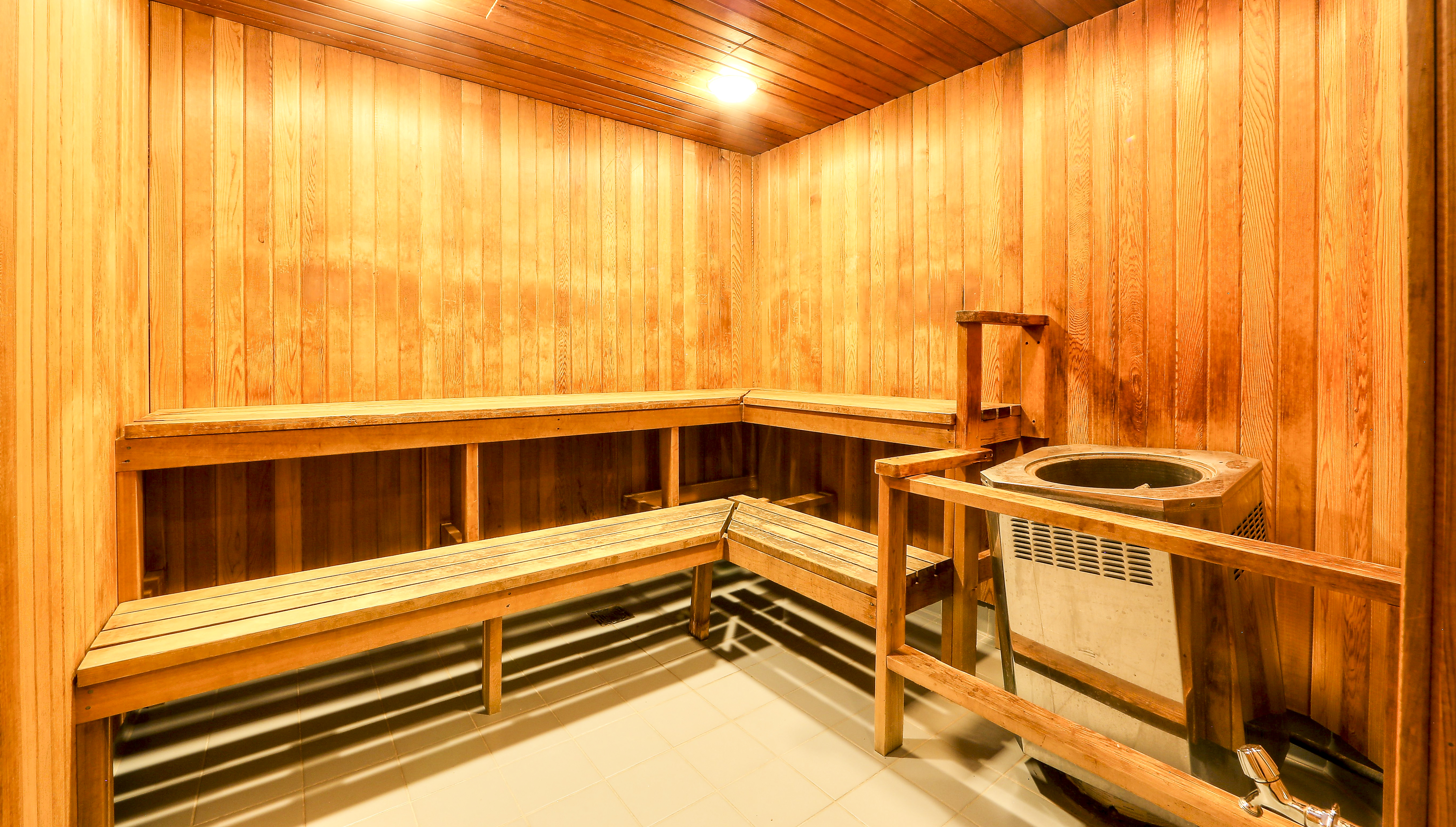 Canada Suites on Bay - Sauna