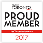 Canada Suites is a proud member of Tourism Toronto